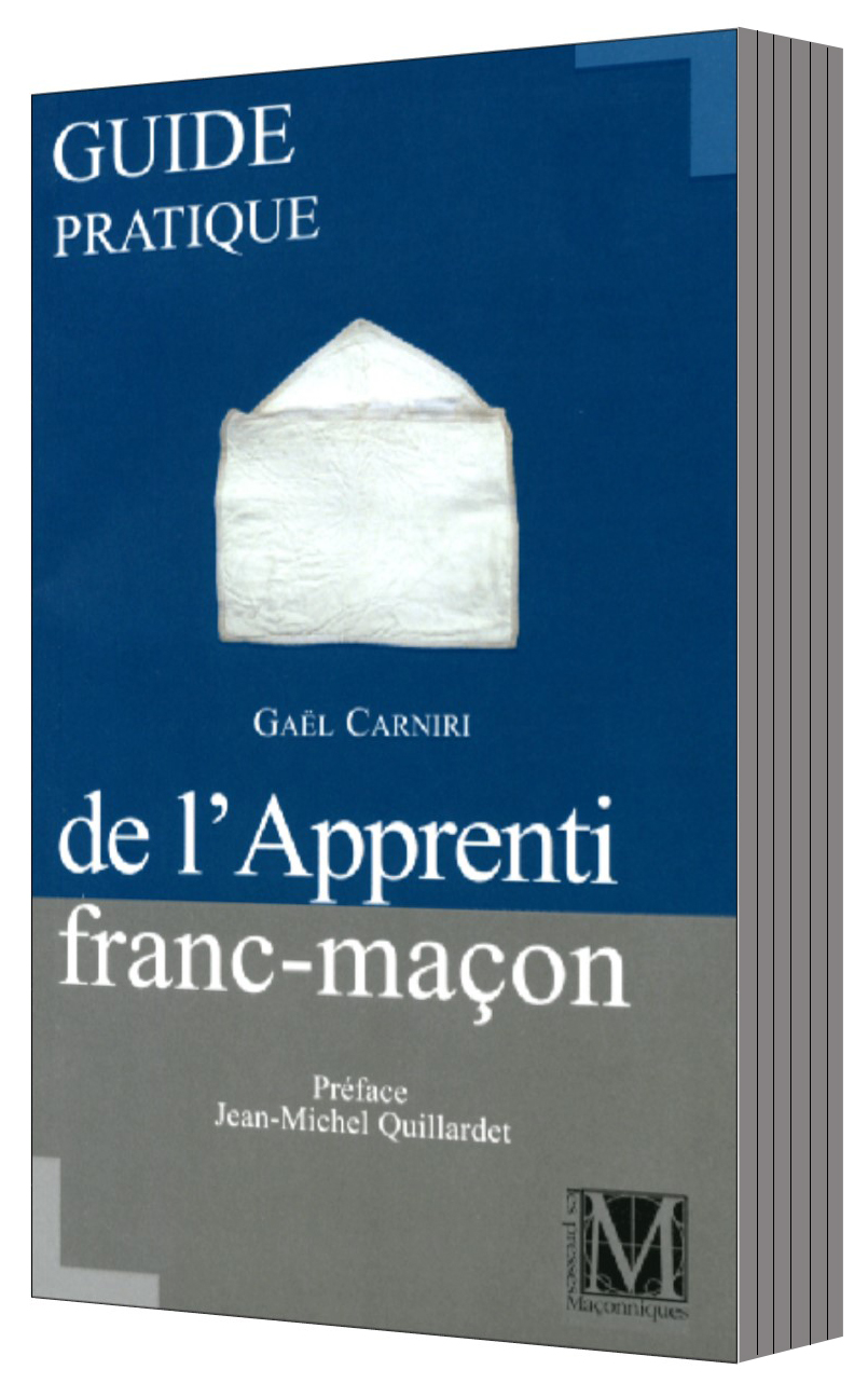 Guide pratique Apprenti franc-maçon / Best seller