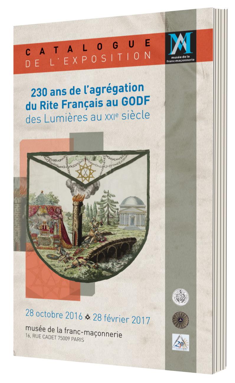 230 ans du Rite Français > Catalogue de l'exposition