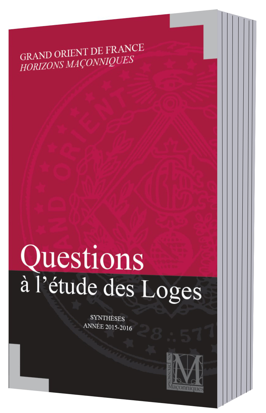 Nv> Questions à l'étude des Loges N°5